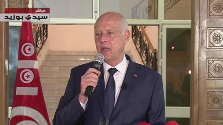 من سيدي بوزيد: قيس سعيد يؤكد وضع أحكام انتقالية.. ويشدد بأنه لا عودة لما قبل 25 جويلية !!