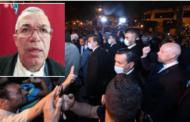 البحيري يُهاجم سعيّد : ''لم يجد حرجا في الوقوف على بقايا رماد تونسي مات محترقا'' ..