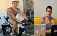 غيث عيدي من أفضل مدربي اللياقة البدنية.. برامجه تكتسح منصات التواصل الاجتماعي