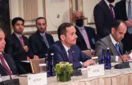 قطر تشارك في اجتماع وزراء خارجية دول مجلس التعاون والولايات المتحدة الأمريكية