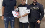هيثم الجويني ينضم إلى نادي طلائع الجيش المصري