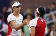 أنس جابر تغادر بطولة أمريكا المفتوحة للتنس
